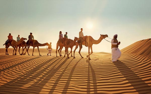 Dubai Adventures With Desert Safari Tour