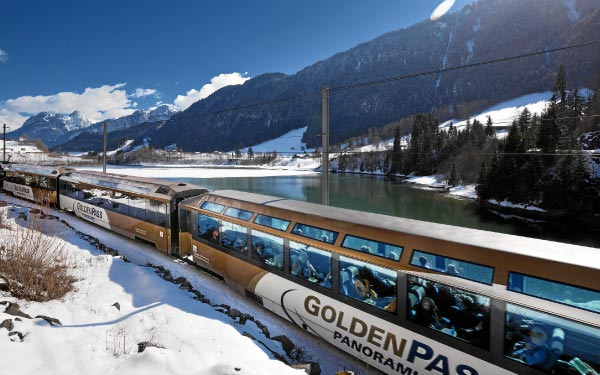 Experience Switzerland Golden Pass Tour
