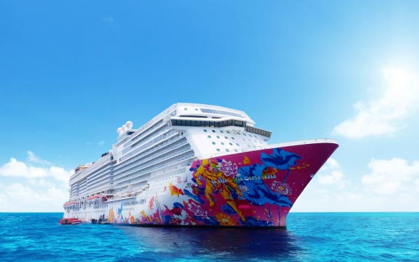 Genting Dream Super Launch Promo (2/3/5N)@Nov2020 - Apr2021