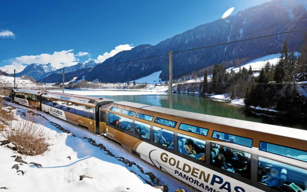 Experience Switzerland Golden Pass Tour*