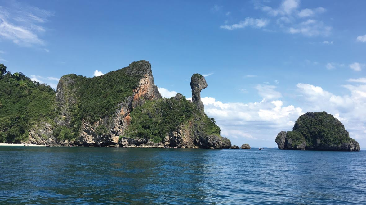 Halong Bay Turtle Rock