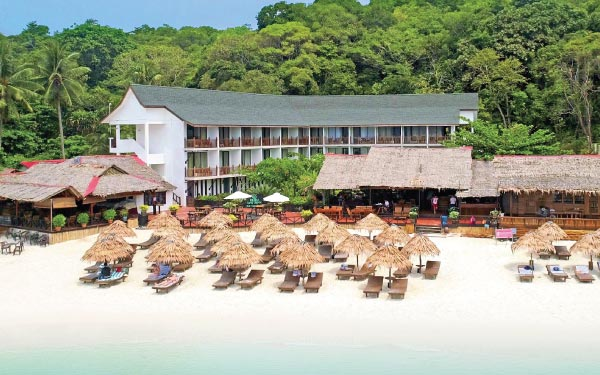 Perhentian Island Package @ Bubu Resort#