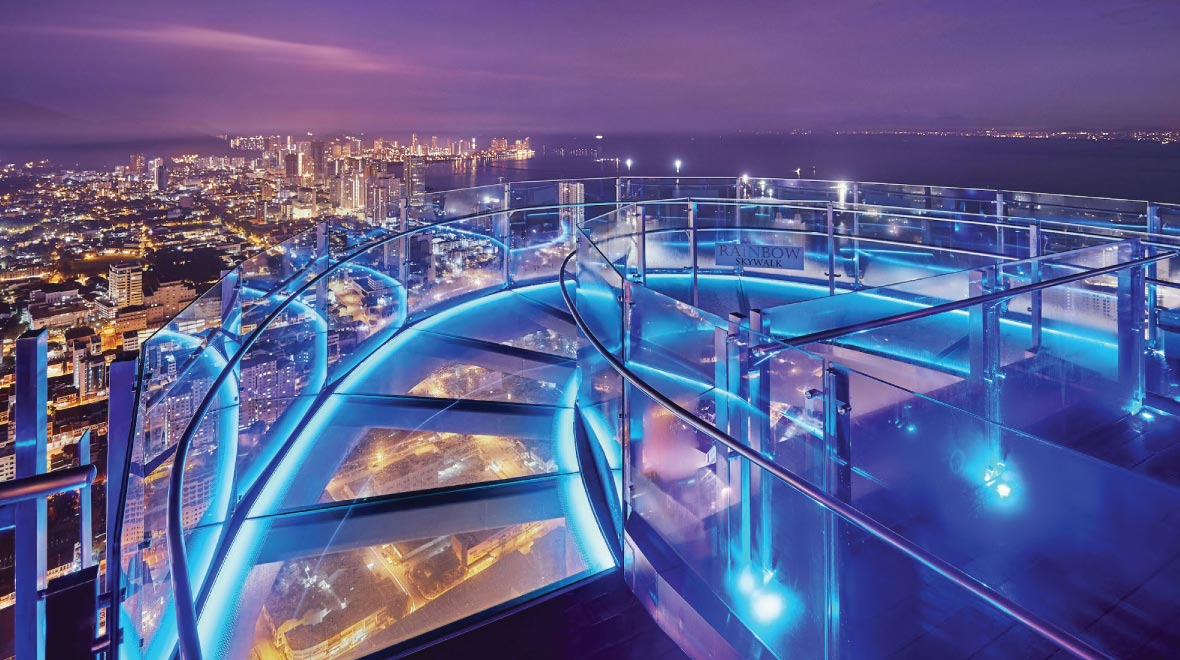Penang Rainbow Skywalk