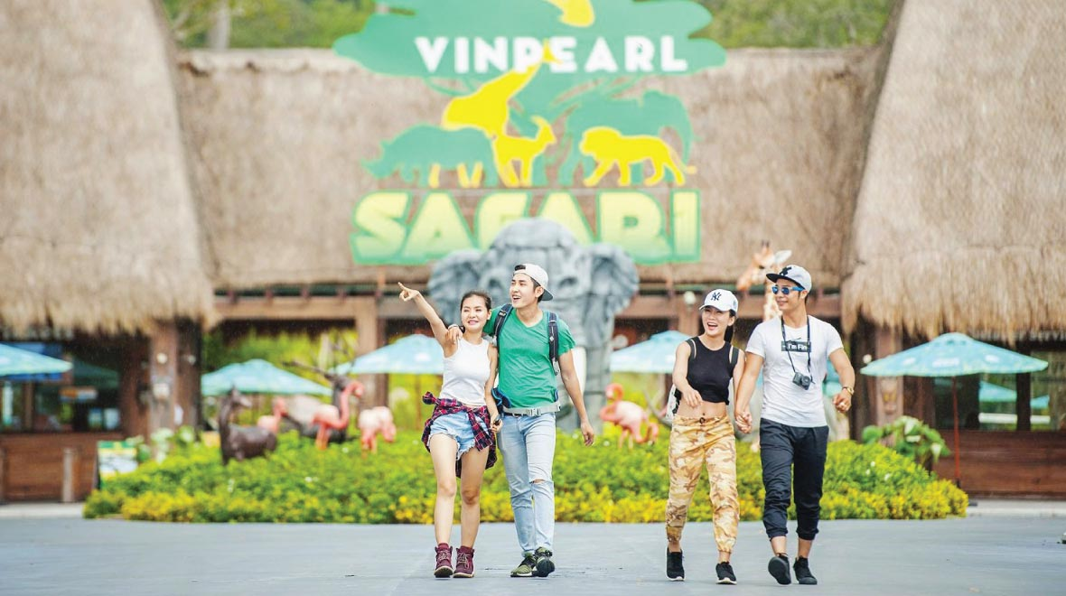 Vinpearl Safari and Conservation Park