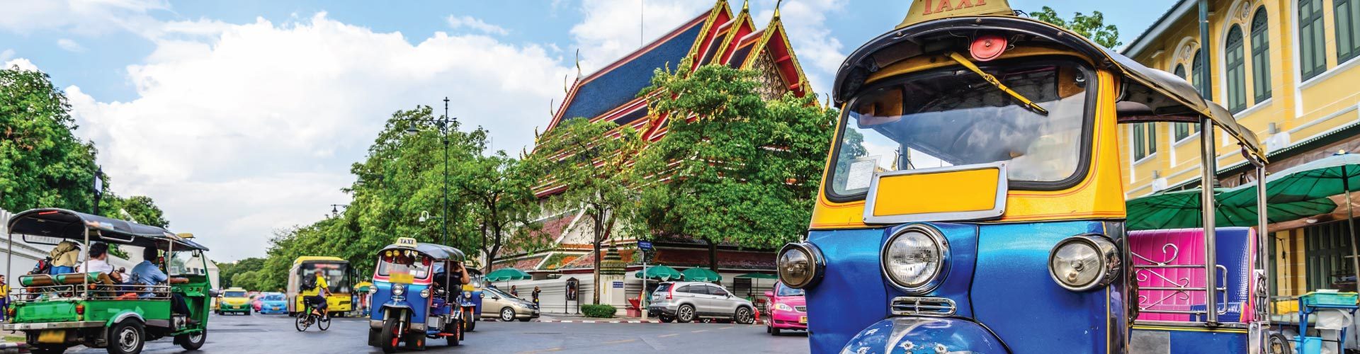 Tour - 3d2n Bangkok Free & Easy* - That01alp03kh - R7