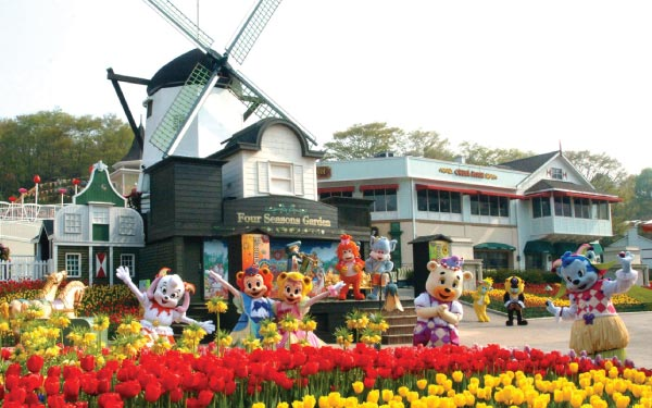 Best Of Seoul + Everland