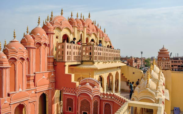 India Golden Triangle, Delhi, Jaipur & Agra*