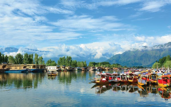 Golden Triangle With Kashmir*