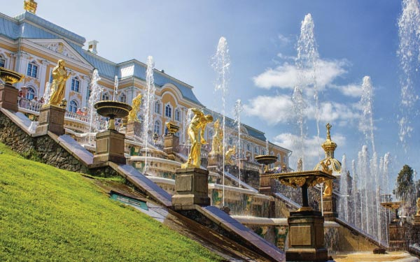 Wonders Of  Russia St Petersburg And Moscow*