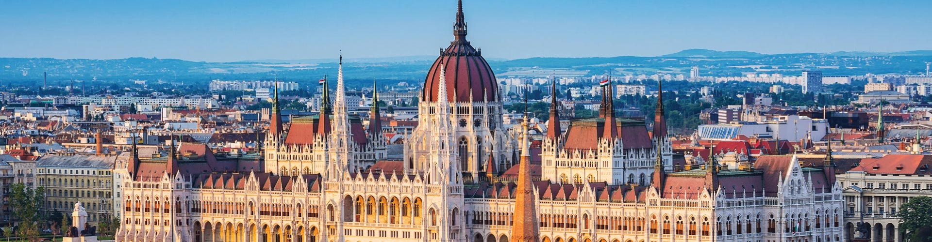 Imperial Capitals Vienna And Budapest*