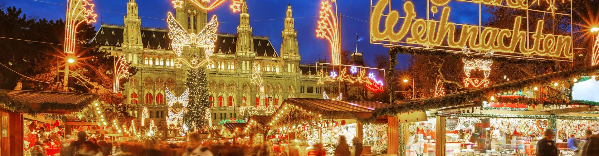 Christmas Markets On The Danube (Amawaterways)*