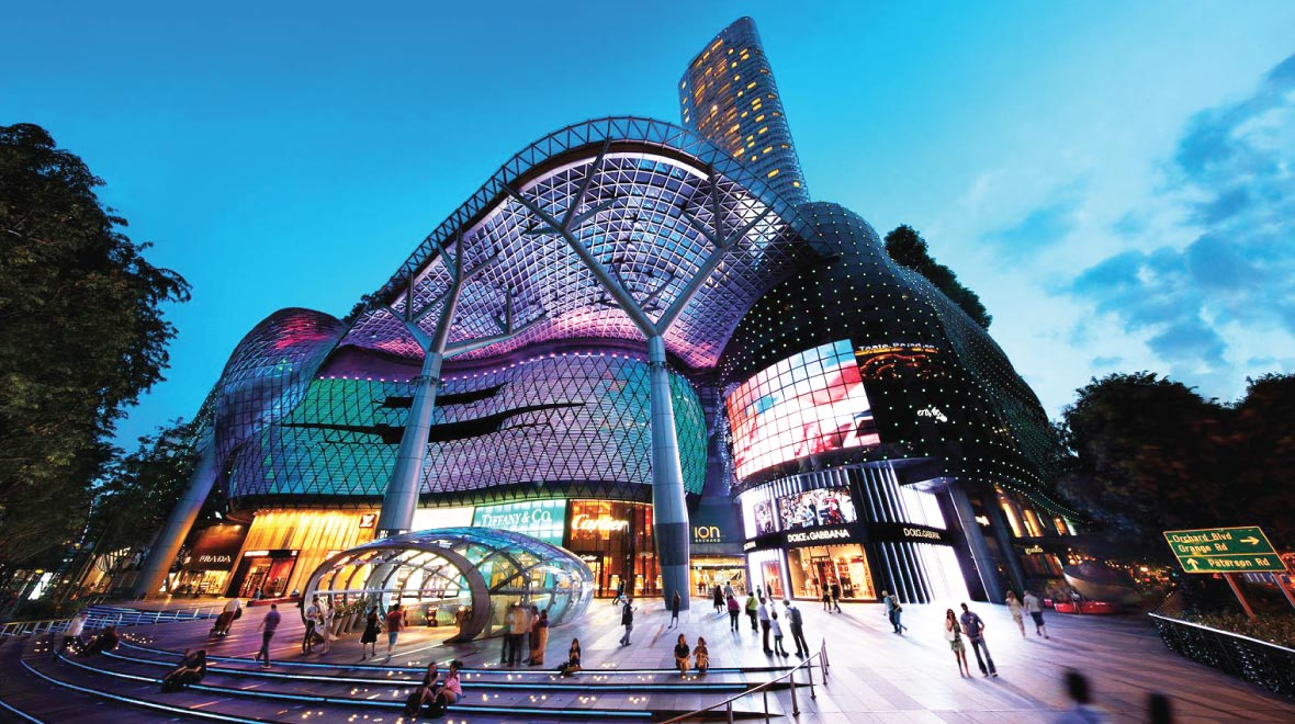 ION Shopping Mall