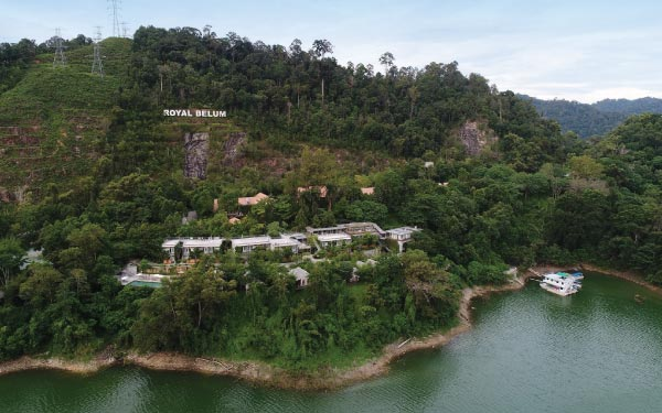 The Wonders Of Belum Rainforest Resort