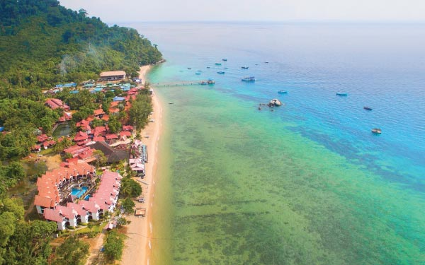 Tioman Discover Scuba Dive Package @ Paya Beach Resort