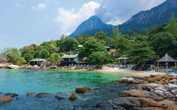 Tioman Island Snorkeling Package @ Minang Cove Resort