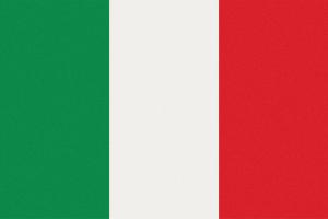 Italia sitt flagg
