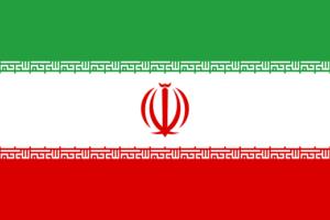 Iran sitt flagg
