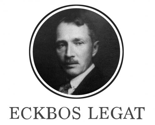 Eckbos Legat logo
