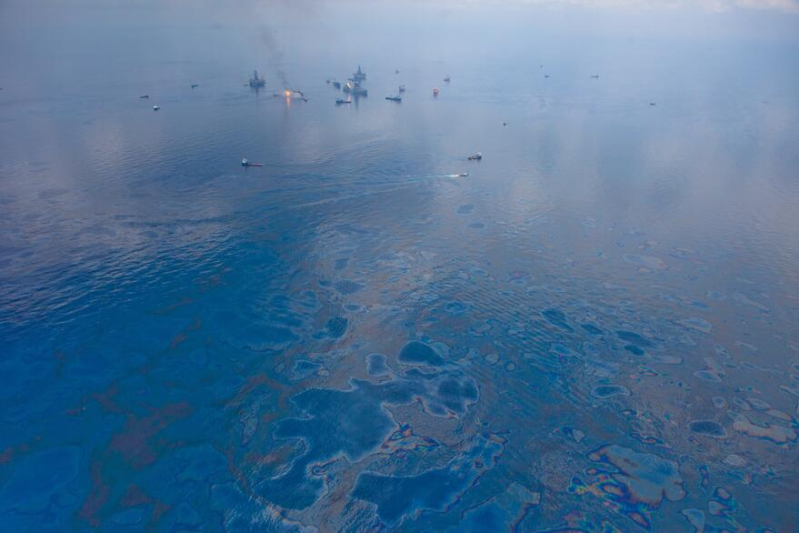 Oil Spill in the Gulf of Mexico - Deepwater