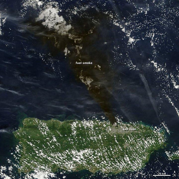 PuertoRico_TMO_2009296 NASA image