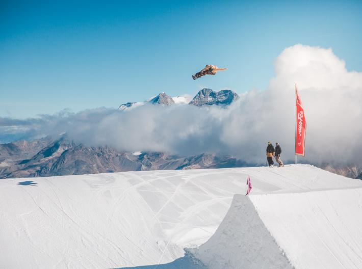 Uttak: Landslagene i snowboard 2019-2020