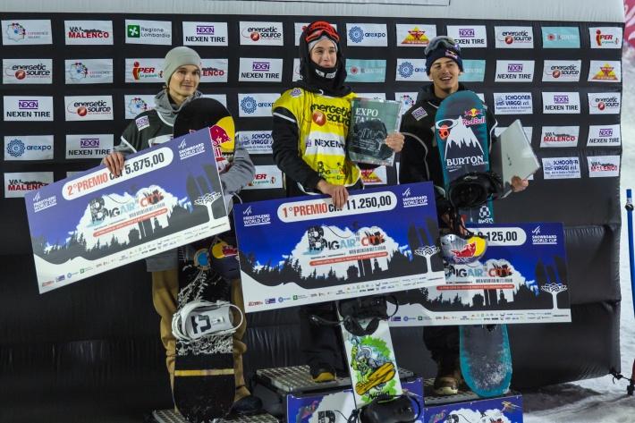 Marcus Kleveland vant big air i Milano!