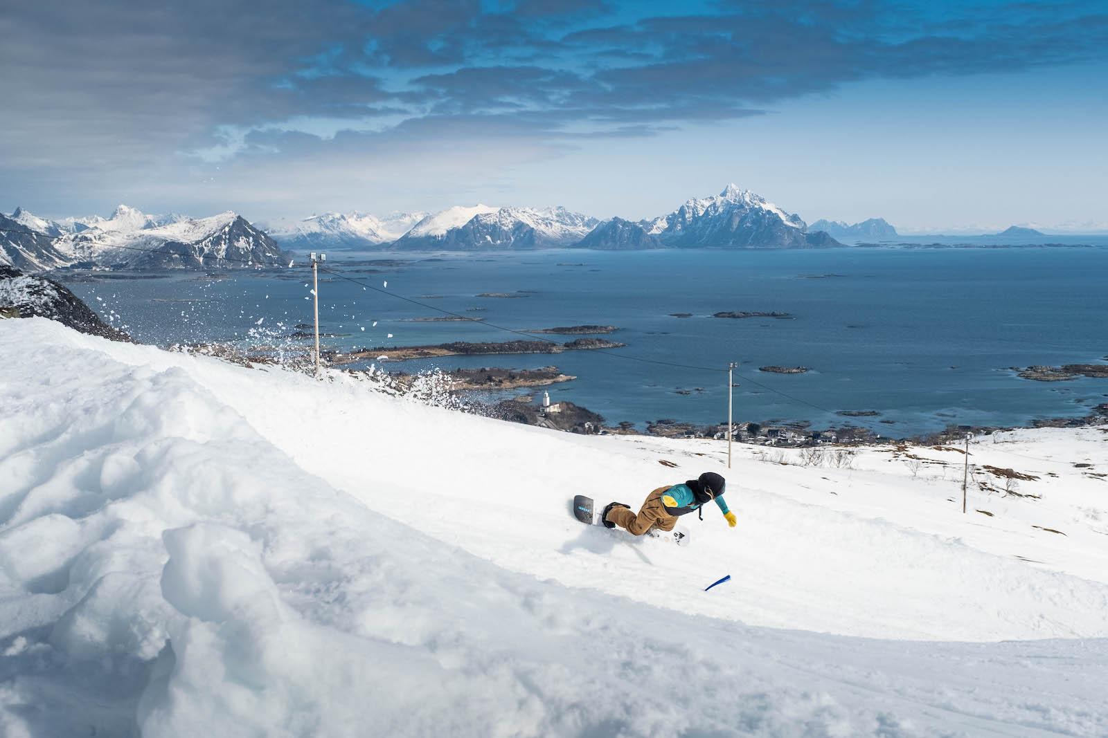 Lofoten Banked Slalom