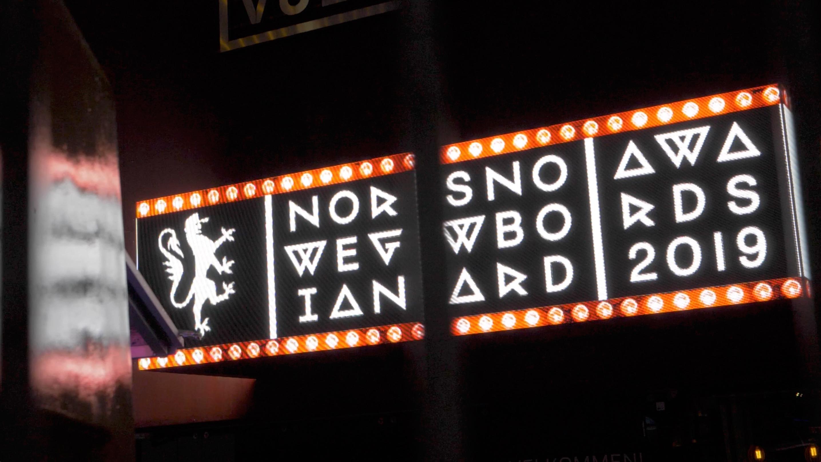 Filmen fra Snowboardawards er her!