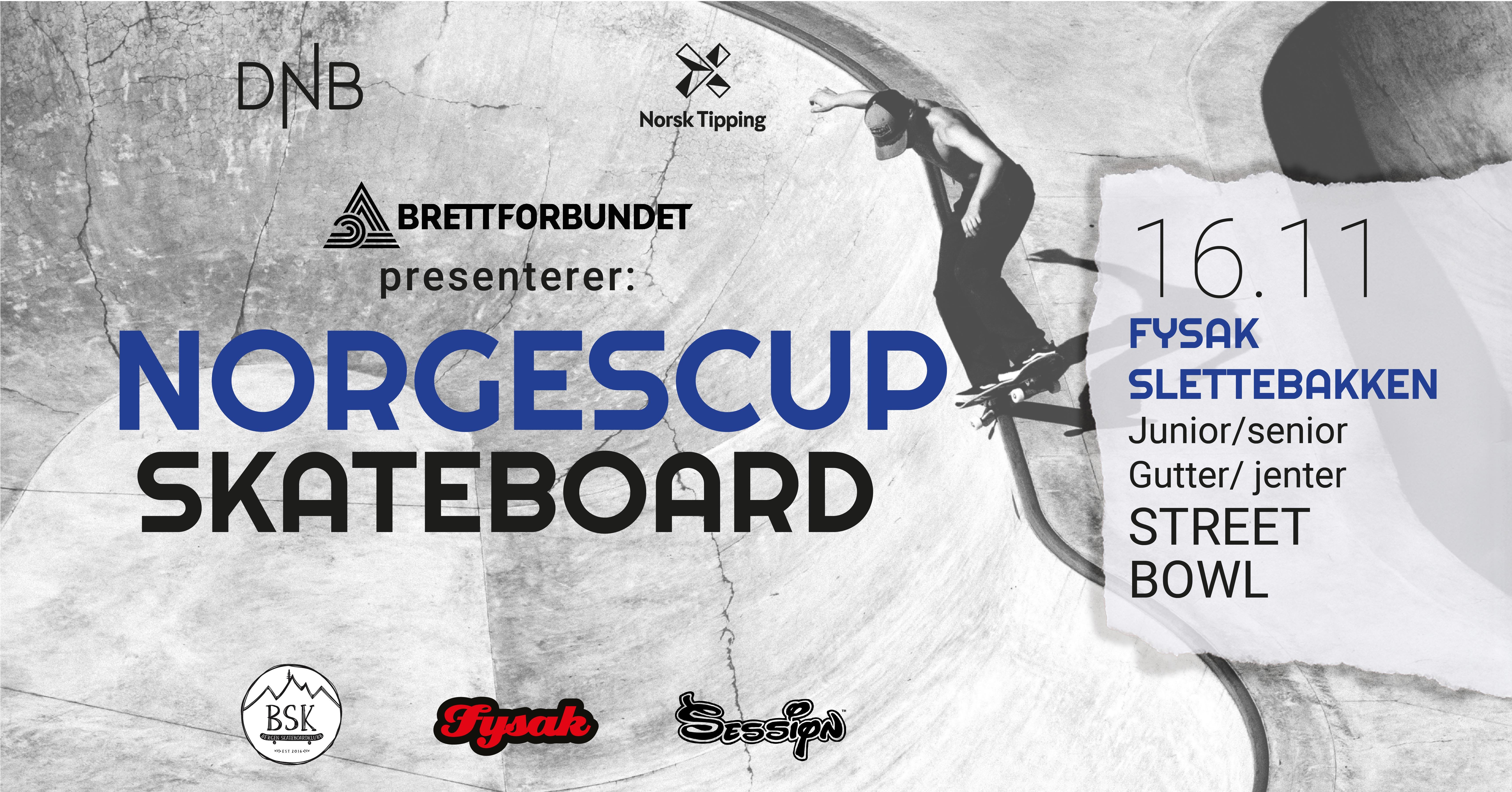 Norgescup - Bergen | Skateboard
