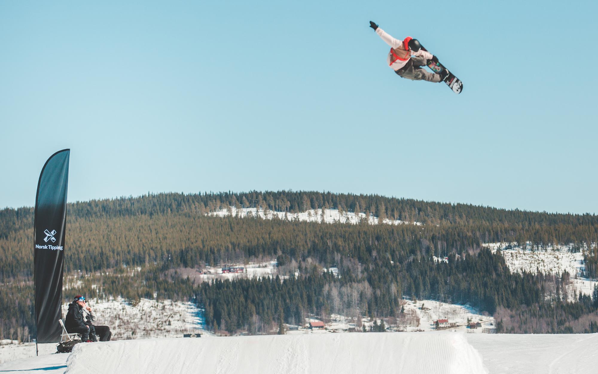 Terminlisten for snowboardsesongen er klar!