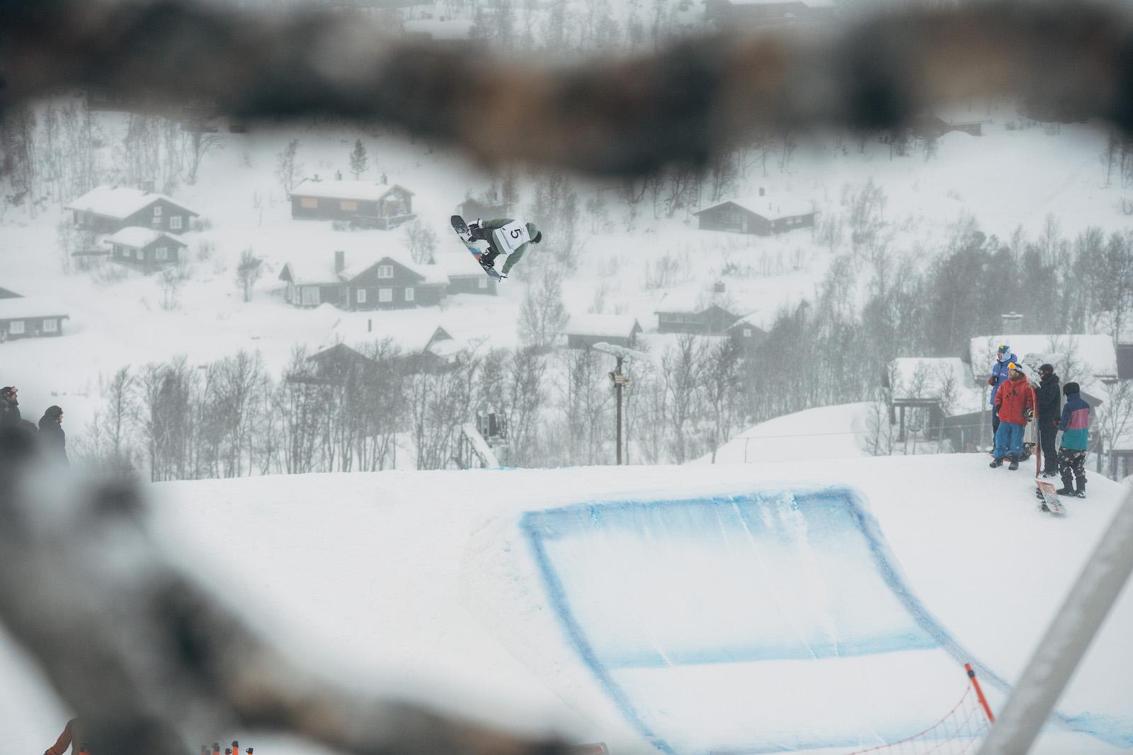 Kickstart på Norgescupen