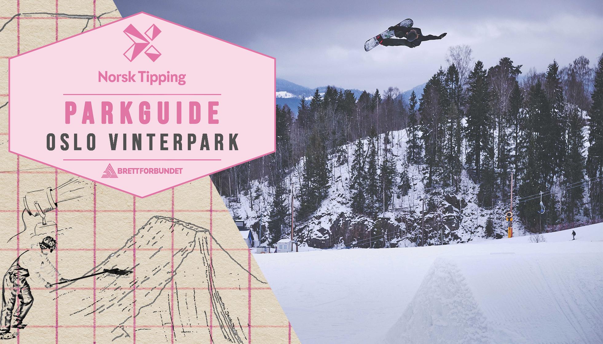 Parkguide: Oslo Vinterpark