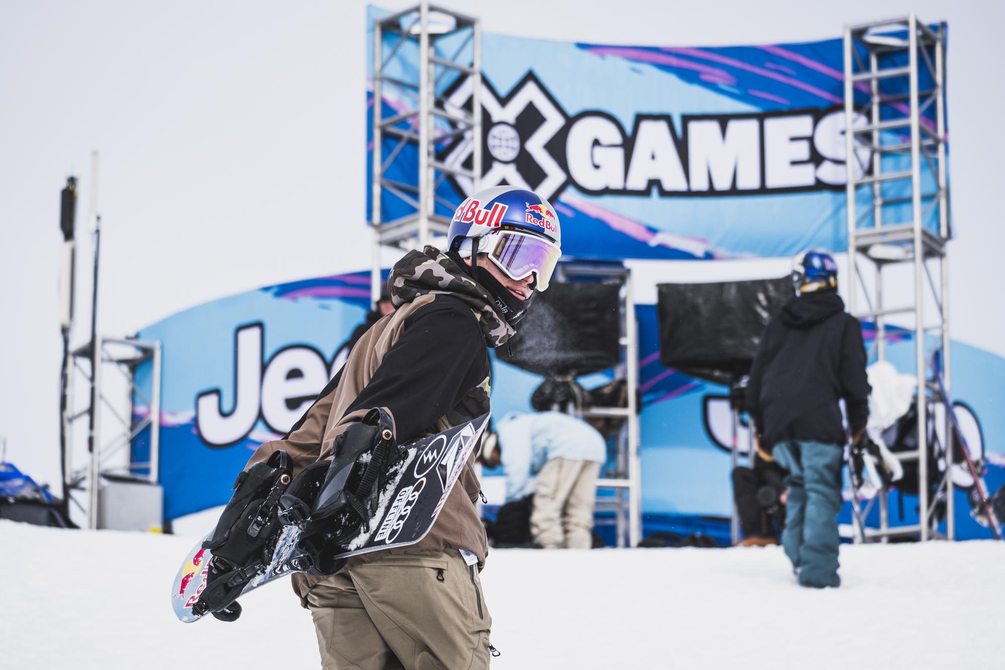 Følg landslaget i X Games Aspen!