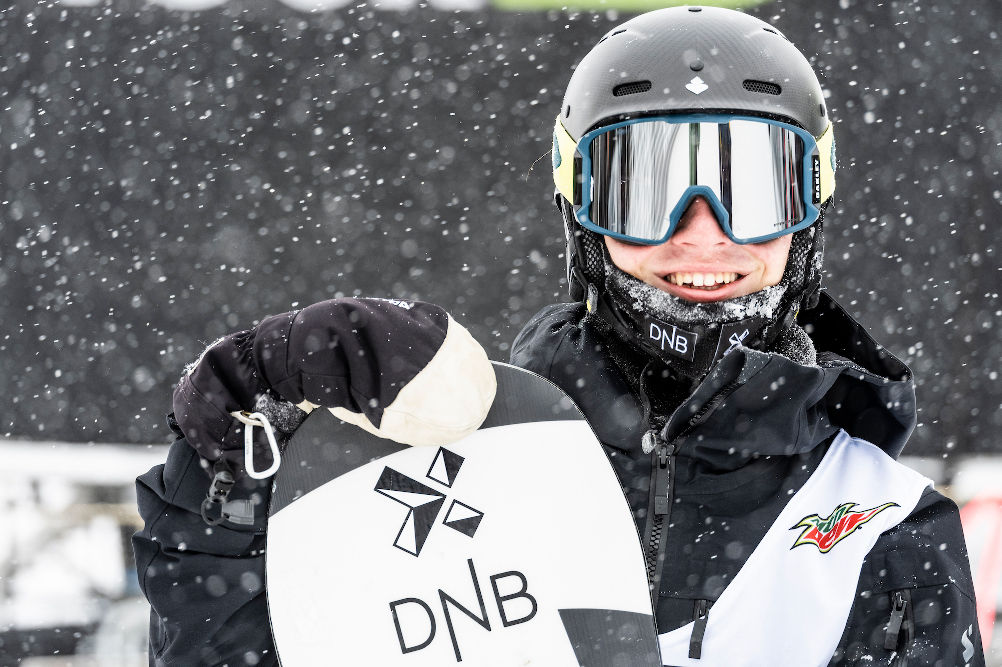 Kristian Moen ble nummer to overall i SBX!
