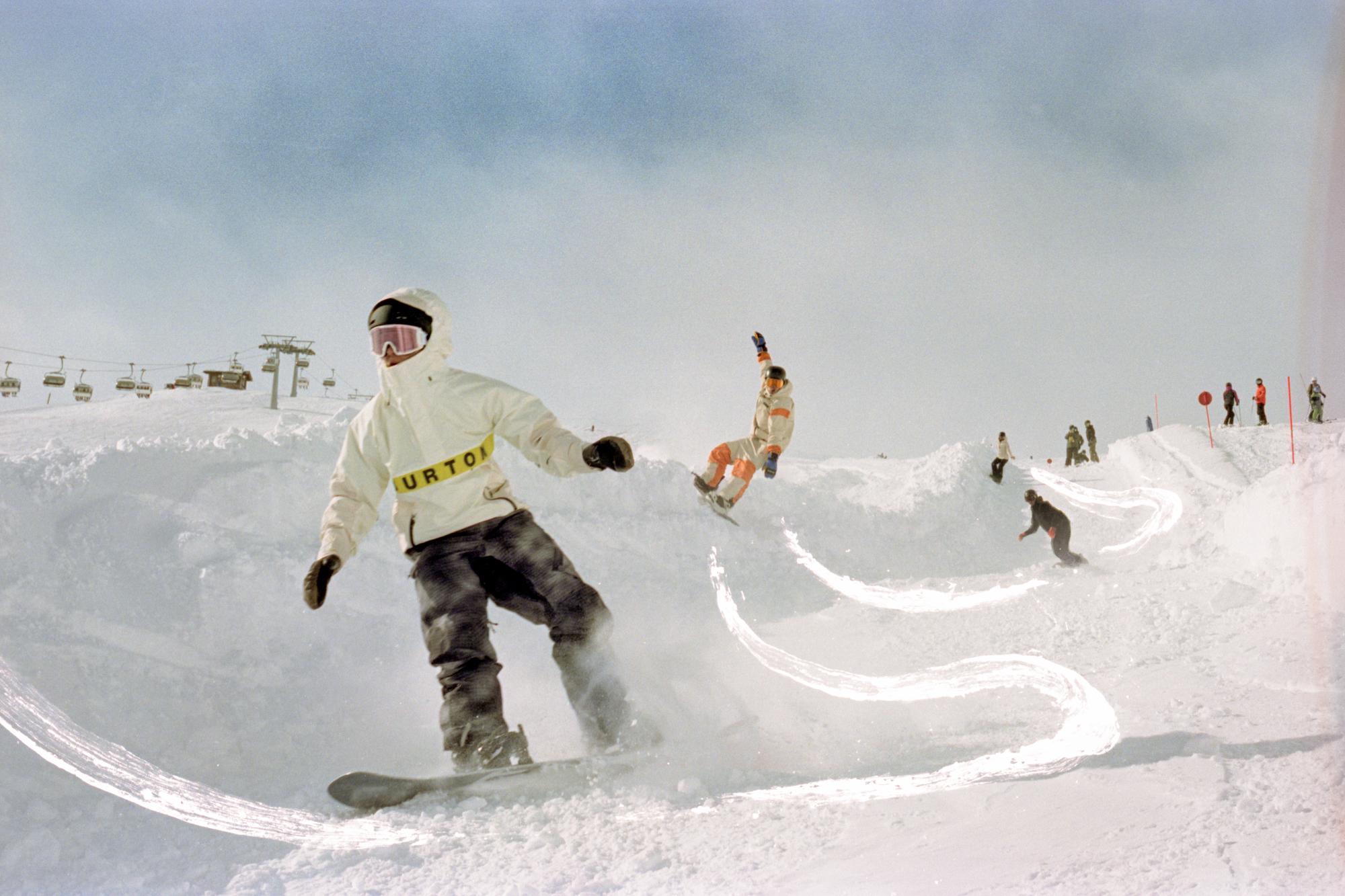 Rekrutten: Turboble og snowboardglede i Livigno