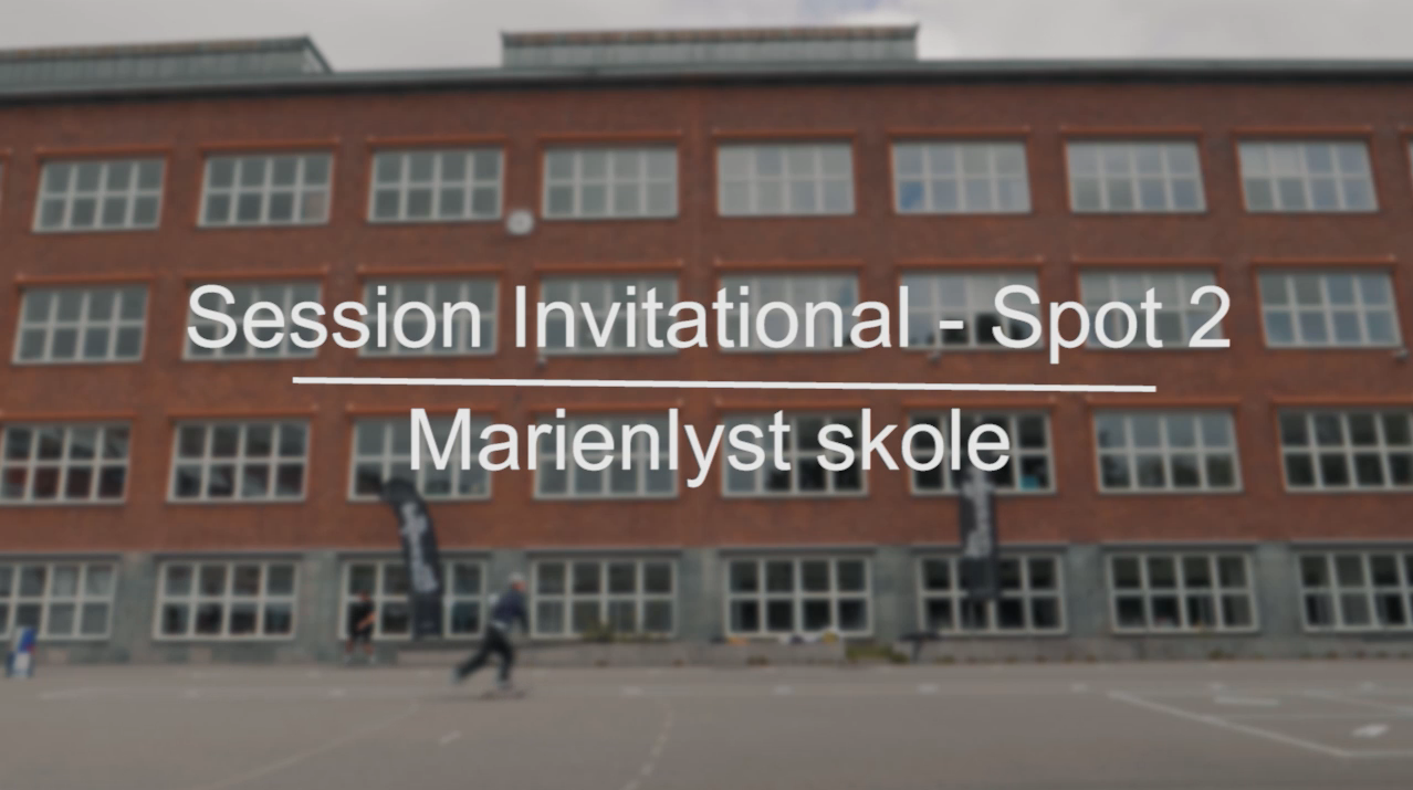 Session Invitational 2020 | Spot 2 Marienlyst skole