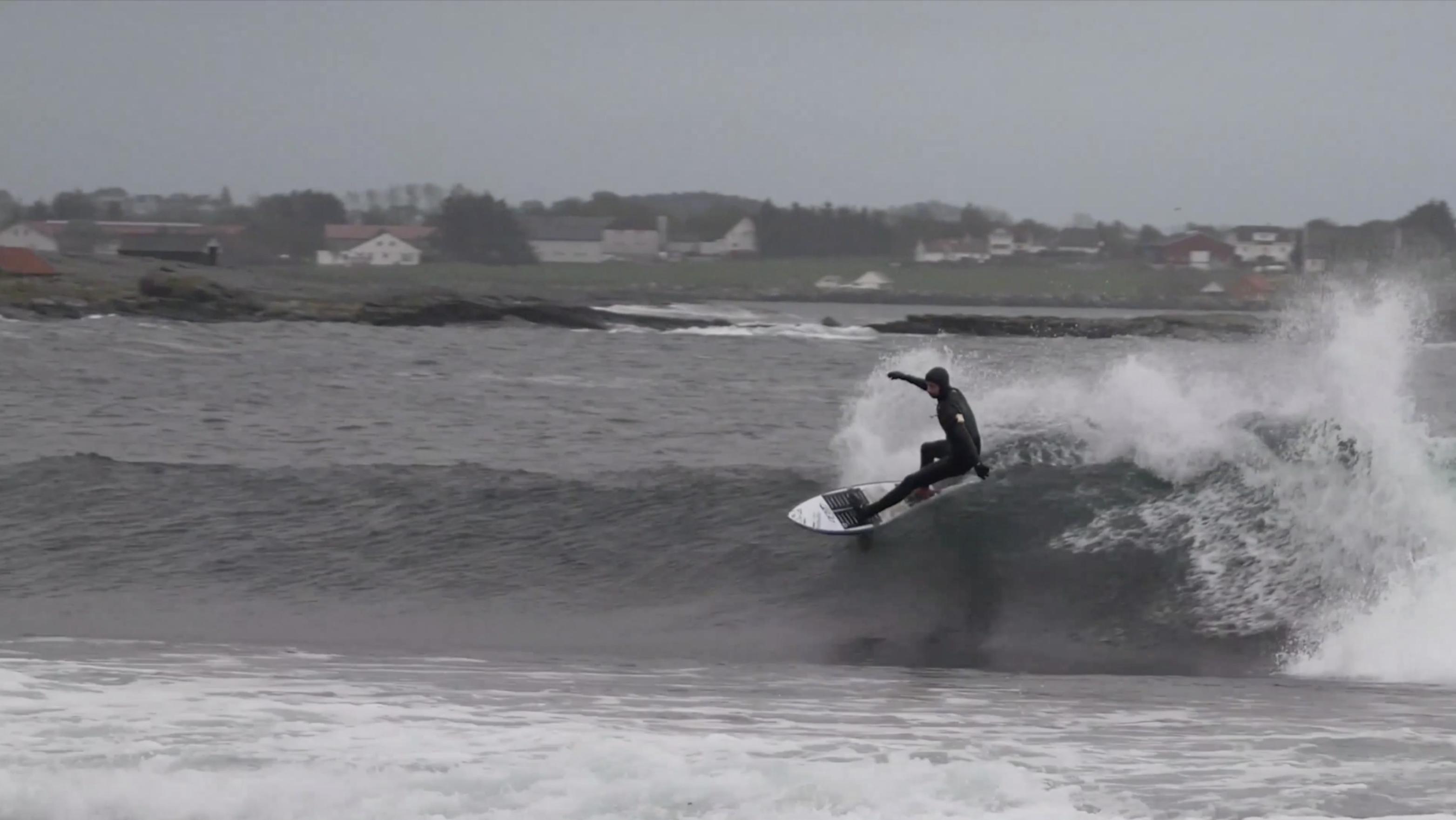 Disse ble vinnerne av den digitale surfekonkurransen