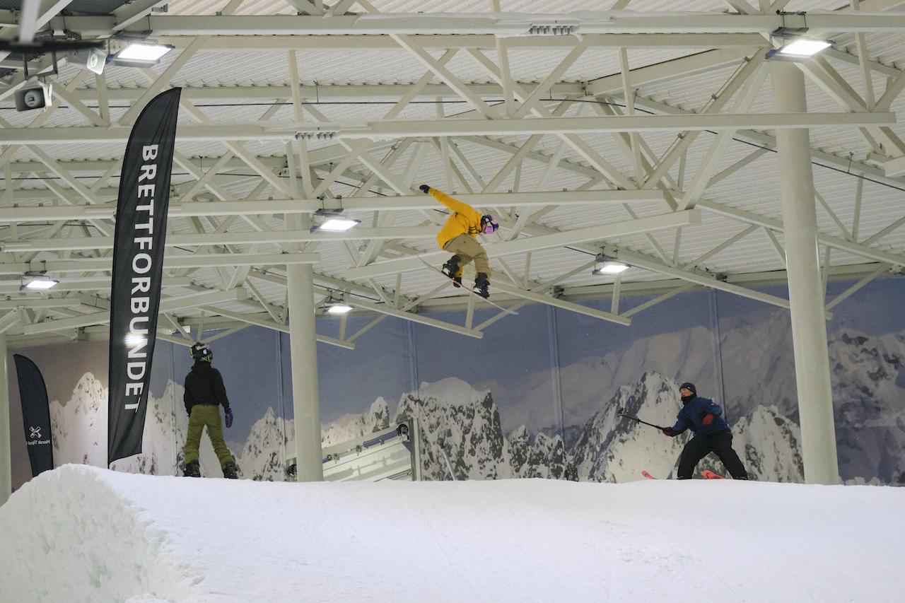 Snowboardcamp i SNØ med Wang Romerike og Brettforbundet