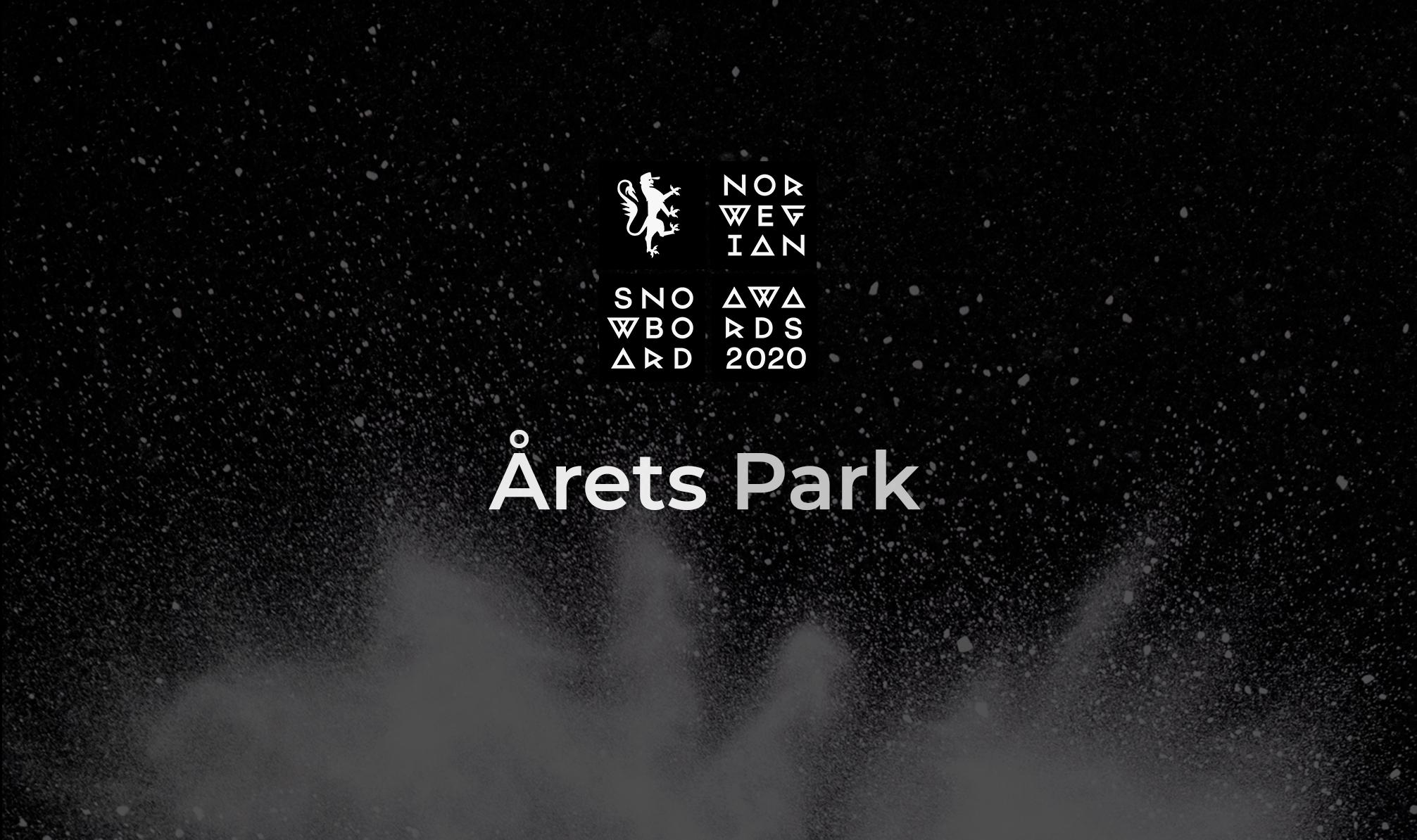 Årets Park