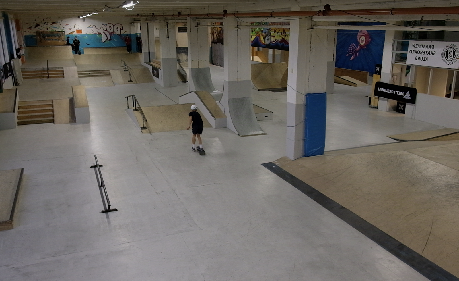 Se Skateboard-NM direkte!