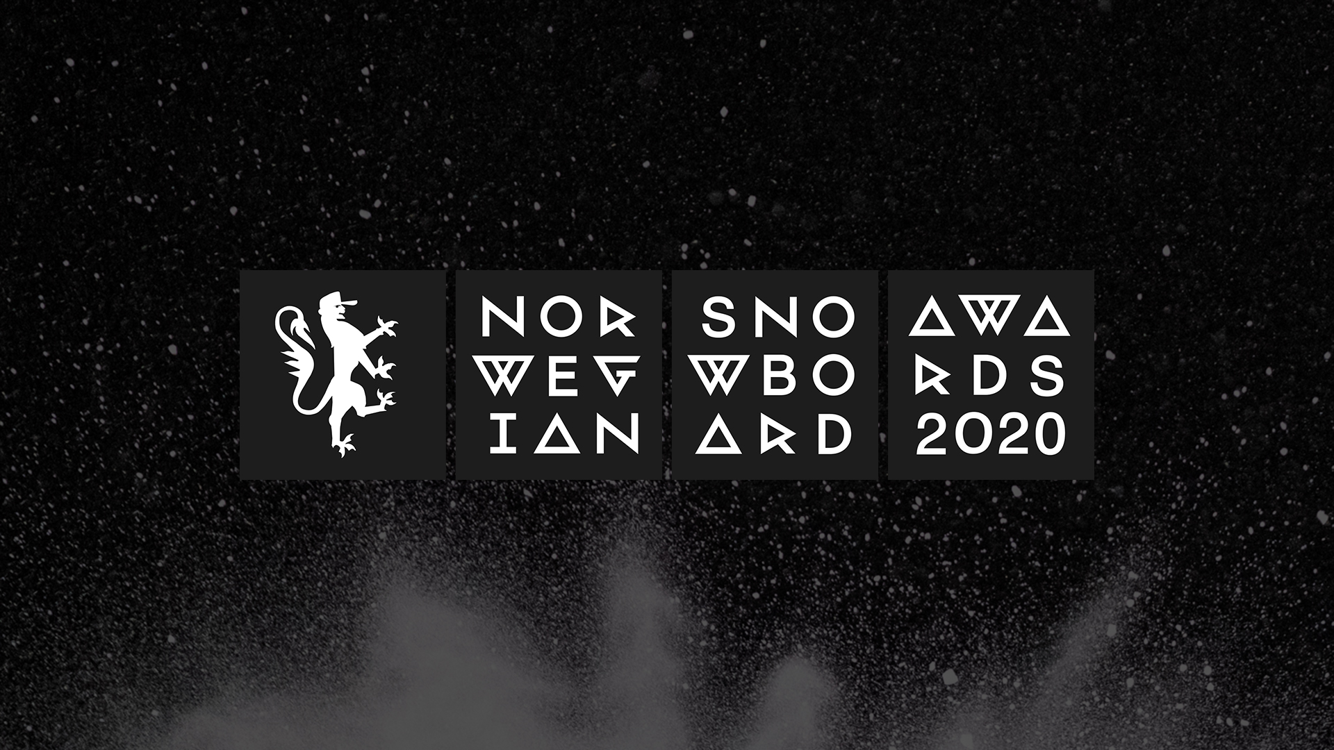 SNOWBOARDAWARDS 2020