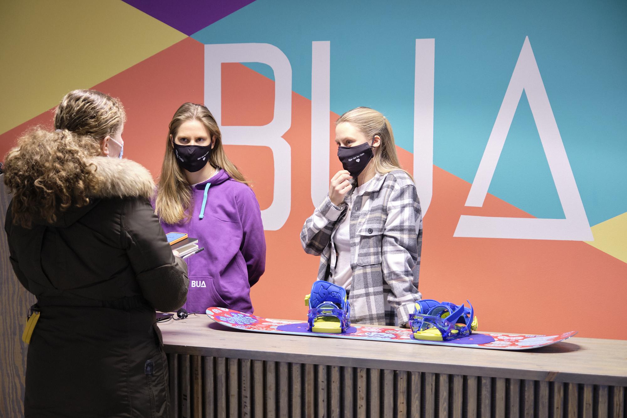 Åpning av BUA Grunerløkka