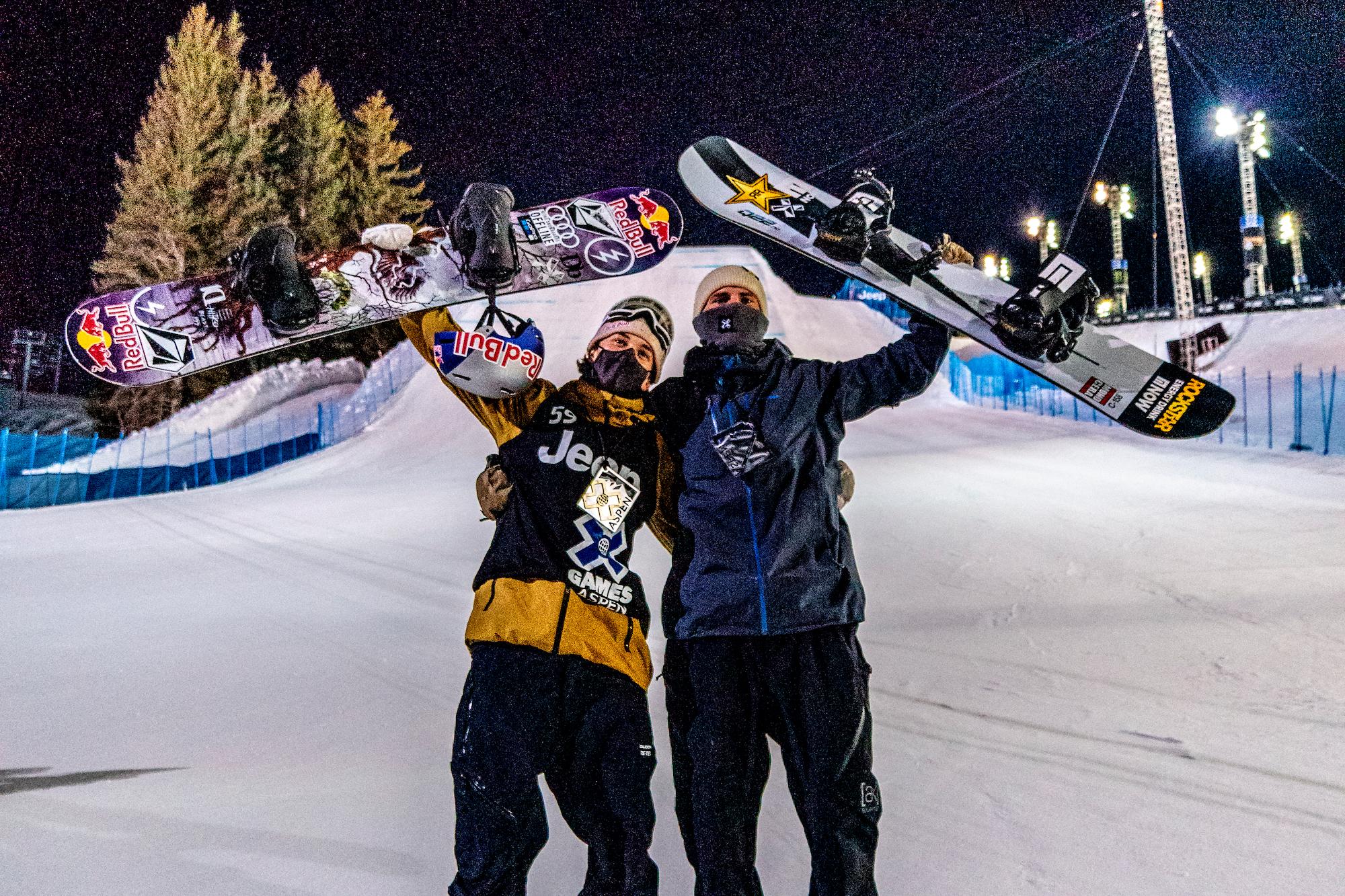 X Games-gull til Kleveland og bronse til Røisland i Big Air