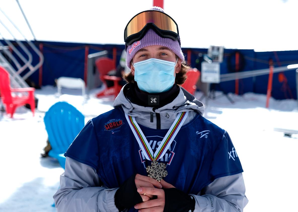 VM-bronse til Kleveland