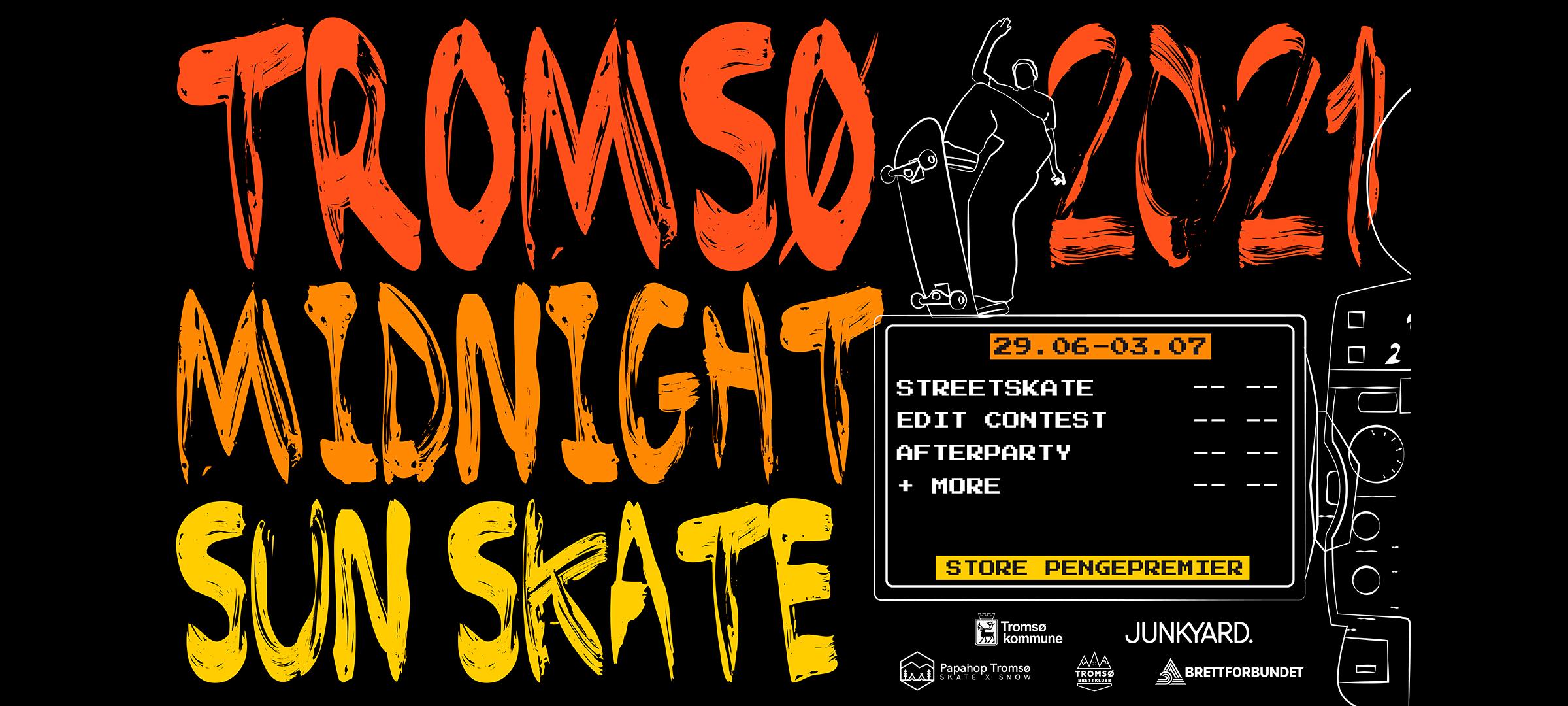 Tromsø Midnightsun Skate 2021