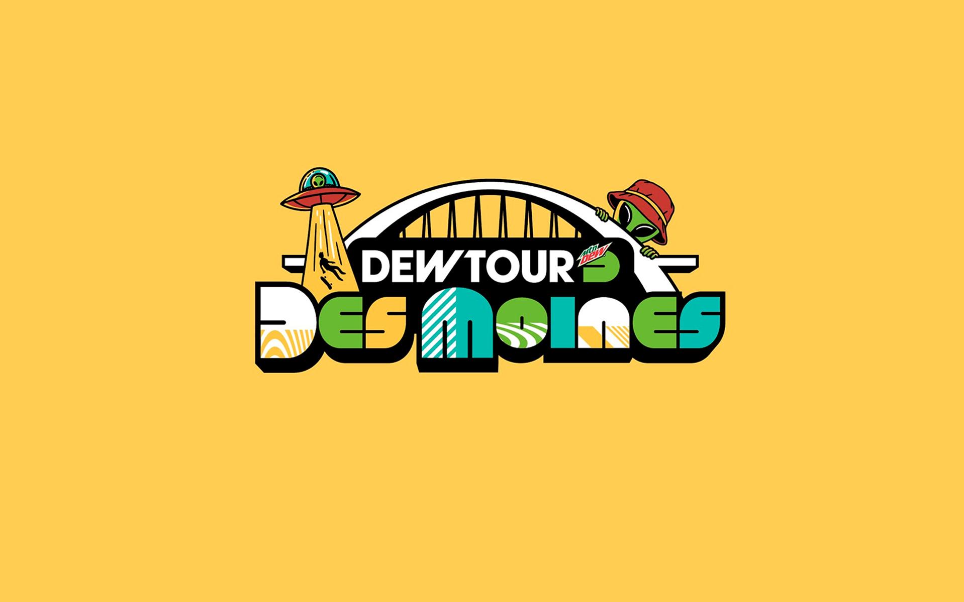 Følg Dew Tour i Des Moines USA her!