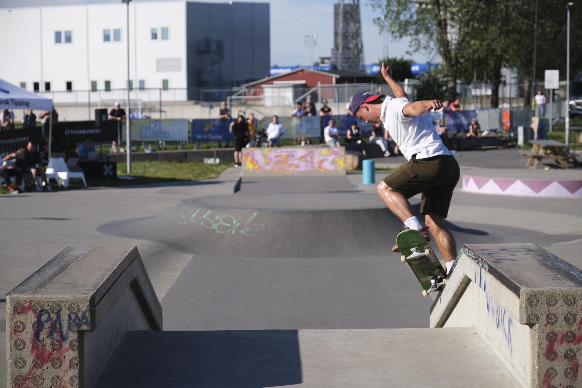 Se skateboard på NM-veka her!