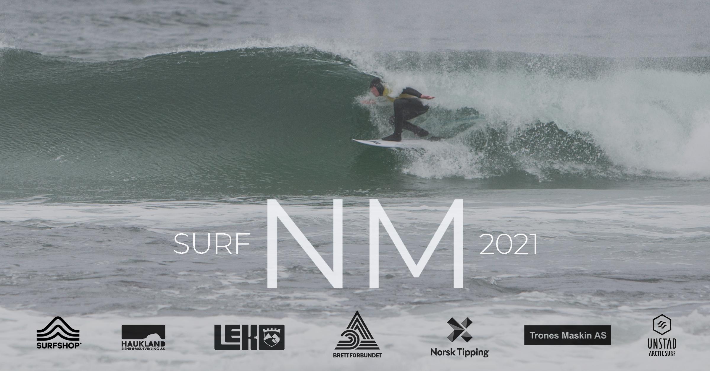 Se Lofoten Masters og Surf-NM direkte!