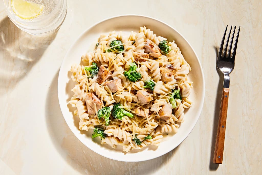 Creamy Chicken Pasta