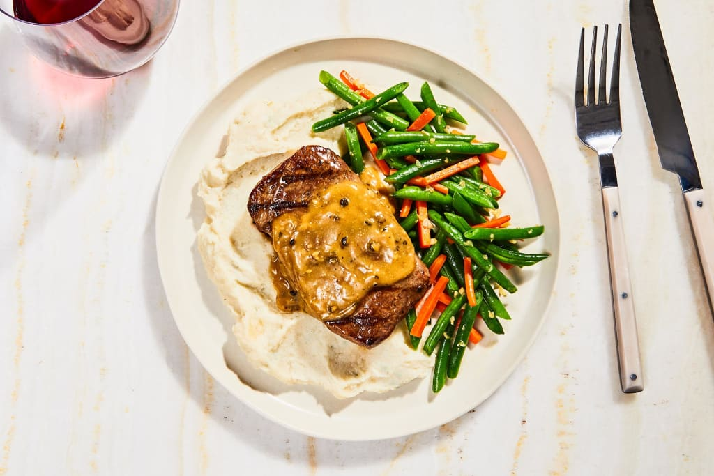 Steak Peppercorn